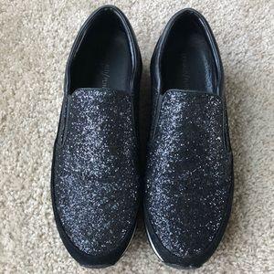 Donald Pliner Reese Glitter sneakers -10